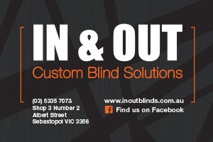 In and Out Custom Blinds