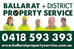 Ballarat & District Property Service